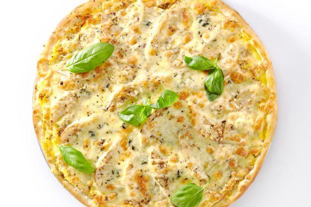 Online-kochkurs-Pizza Pizza Bianca genießen
