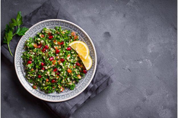 Orient-Kochkurs München – Tabouleh-Salat