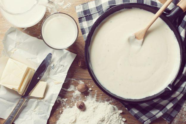 Saucen-Kochkurs München – Bechamel Sauce Butter