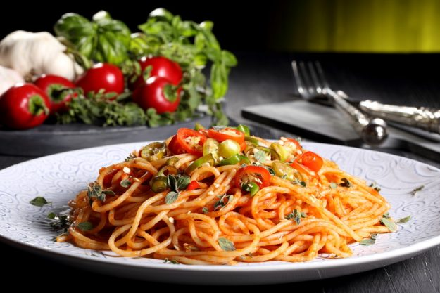 Saucen-Kochkurs München - Nudeln mit Tomaten Sugo