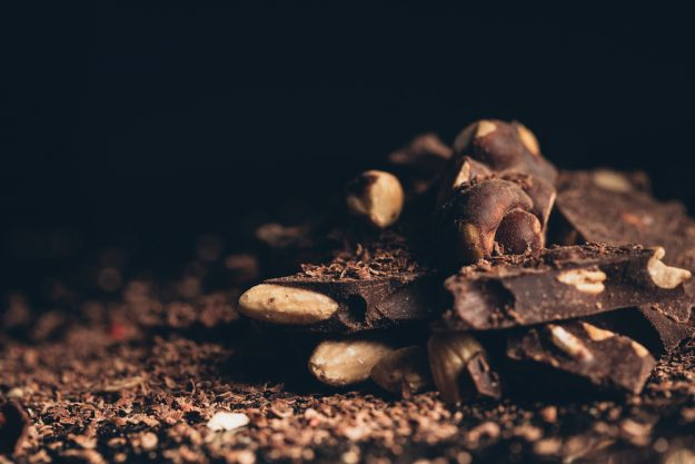 Schokoladenverkostung München – Nuss-Schokolade