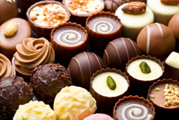 Schokoladenverkostung München – Schoko-Pralinen