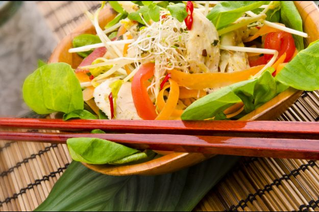 Thai-Kochkurs München – Thai-Gericht