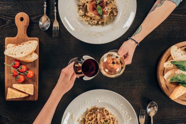 Weinprobe München – Wein und Essen