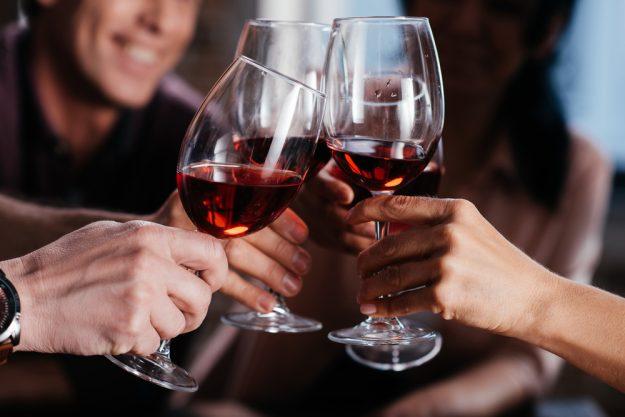 Weinseminar München – mit Wein anstossen