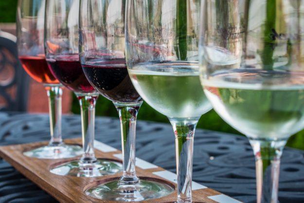 Weinseminar München – Weindegustation