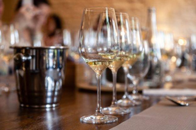 Weinseminar München – Weißwein