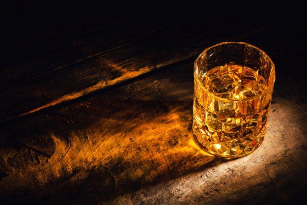Whisky-Tasting München - Whisky im Glas