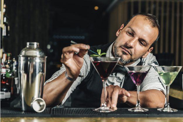 Geschenkgutschein Cocktailkurs – Cocktails dekorieren