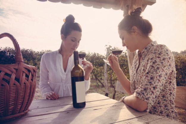 Geschenkgutschein für Frauen – Weinprobe