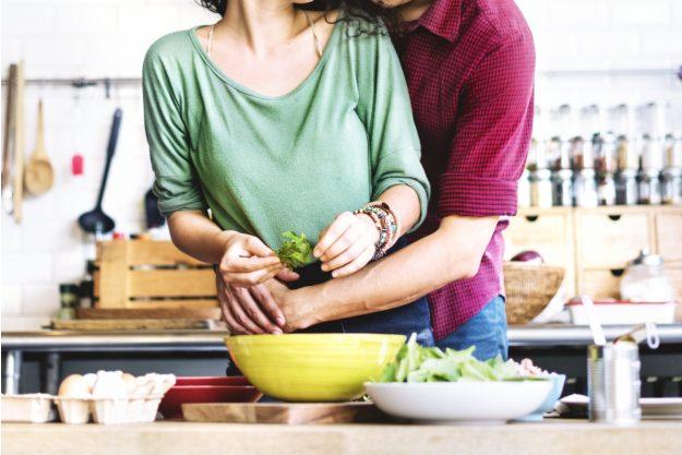 Kleine Aufmerksamkeit – Gemeinsam kochen