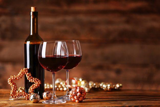 Online Rotweinseminar Rotwein zum Fest