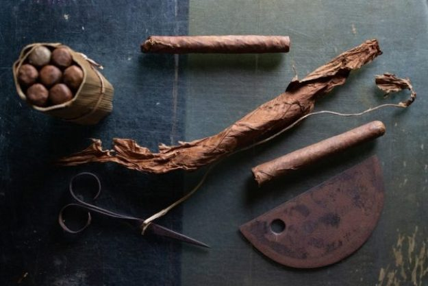 Rum-Tasting München –Zigarren rollen