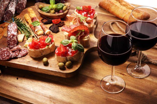 virtuelle Reise Südtiroler Speisen