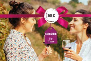 Gutschein für Frauen Gutschein für Frauen 50€