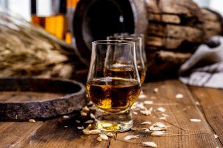 Online Whisky-Tasting Single Malt Whisky-Probe@Home