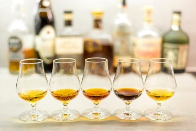 Rum-Tasting München –Rumsorten
