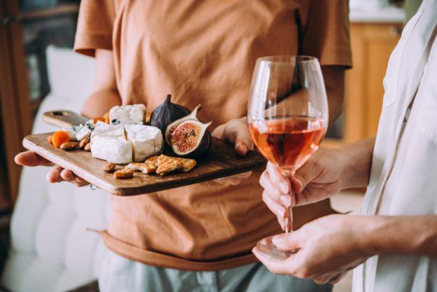 Weinseminar Mainz – Wein und Käse