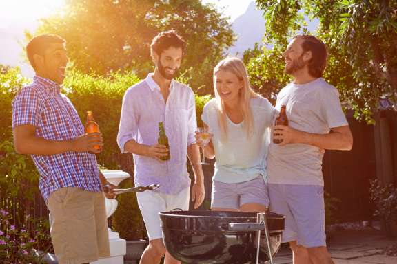 Grillkurs Hamburg – Grillparty