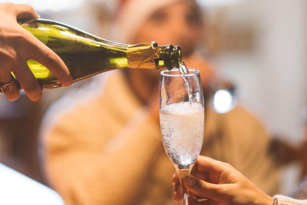 Champagner-Tasting Hamburg –  Champagner Perlen