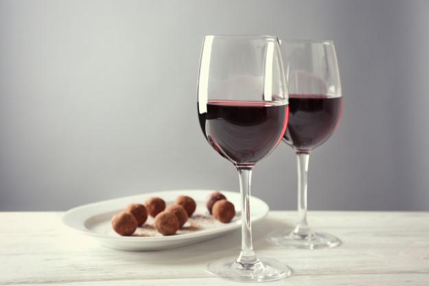 Weinseminar Hamburg – dreierlei Wein und Pralinen