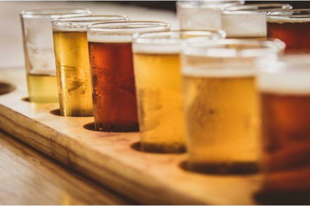 Brauereiführung plus Bierverkostung@Home – Biersorten