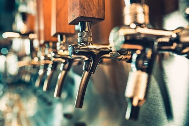 Brauereiführung plus Bierverkostung@Home – Zapfhahn