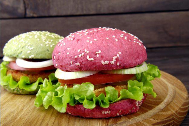 Burger-Kochkurs Hamburg – bunte Brötchen