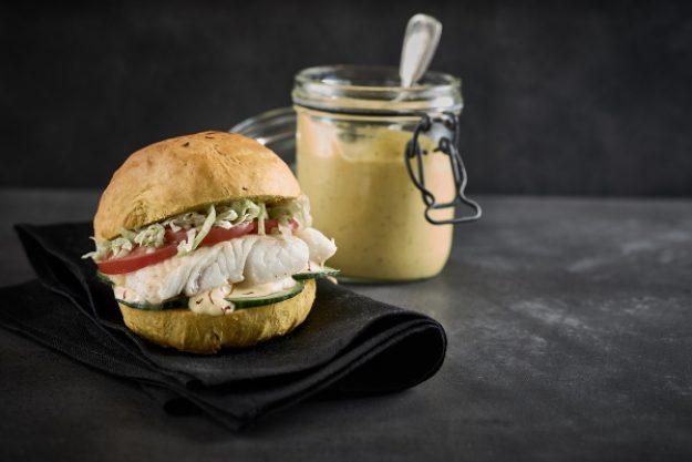 Burger-Kochkurs Hamburg – Fisch-Burger deluxe