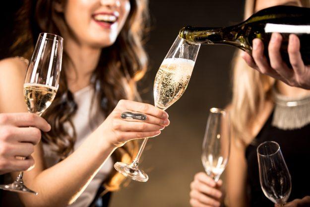 Champagner-Tasting Hamburg – Champagner Extra Dry