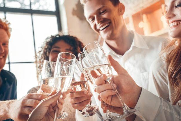 Champagner-Tasting Hamburg – mit Champagner anstossen
