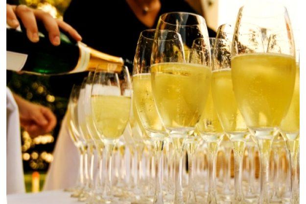 Incentive mit Champagnerverkostung Hamburg - Sektempfang