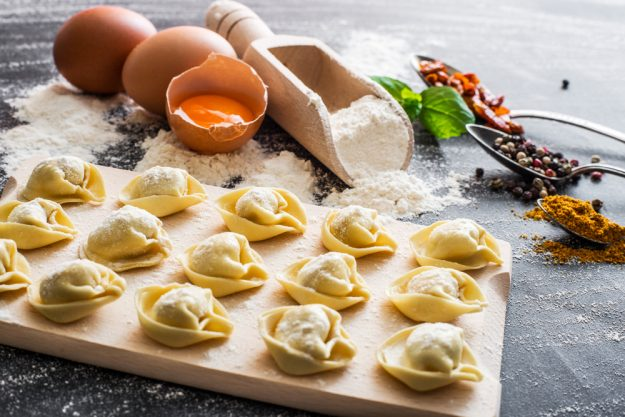 Geschenk-Gutschein-Kochkurs – eigene Pasta machen