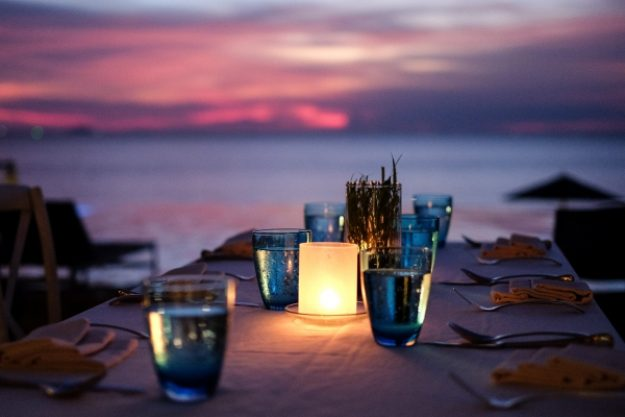 Liebeszauber für Zwei – Abendessen zu zweit