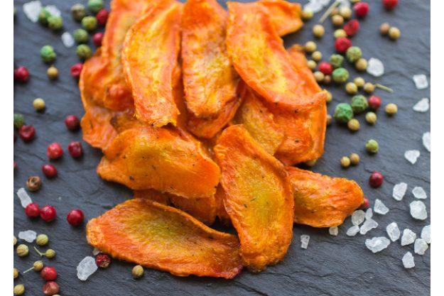 Gewürz-Kochkurs Hamburg – Karotten-Chips