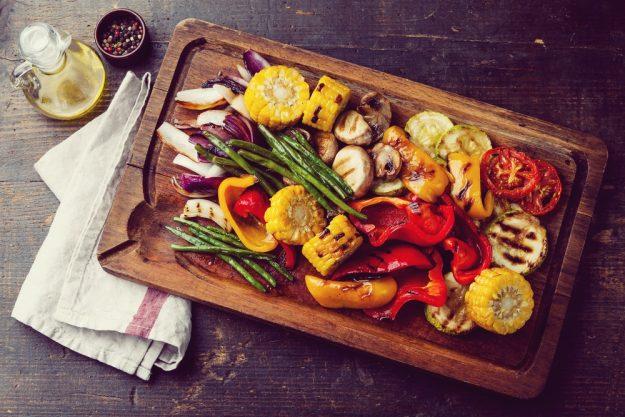 Grillkurs Neumünster – gegrilltes Gemüse