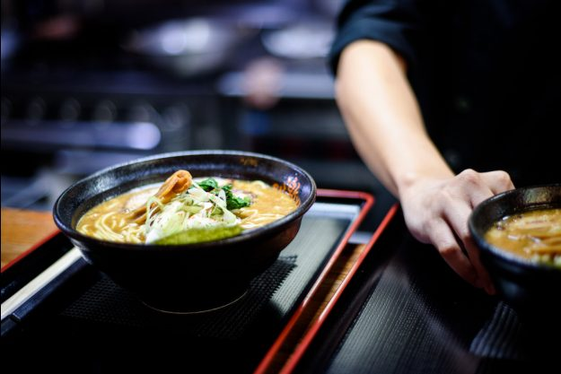 Japan-Kochkurs Hamburg – japanische Suppe