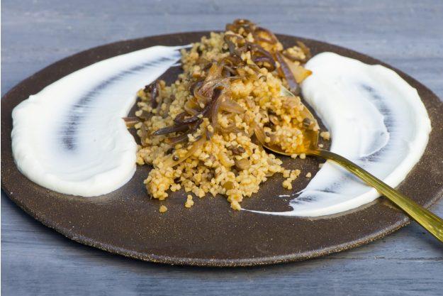 Hamburg Kochkurs – Linsen, Reis und Joghurt
