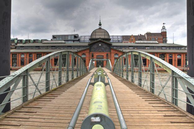 Kulinarische Stadtführung Hamburg - Fischmarkt Brücke