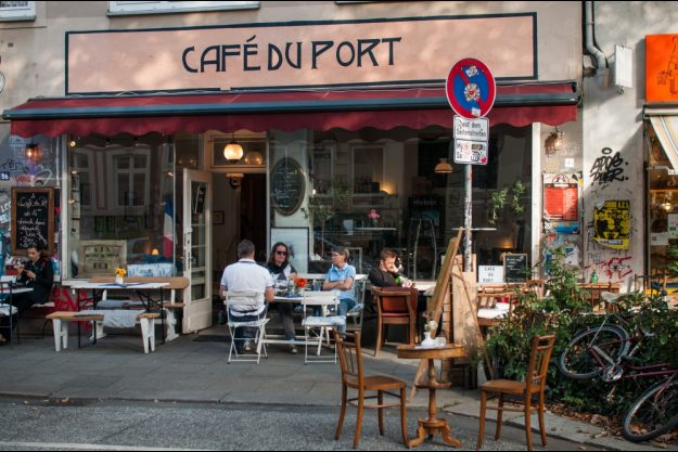 Kulinarische Stadtführung Hamburg - Café Duport