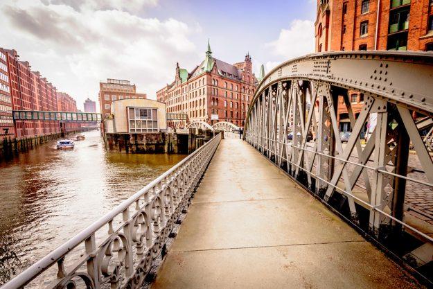 Hamburgs verborgene Ecken entdecken