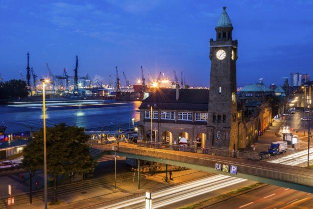 Kulinarische Stadtführung Hamburg - Landungsbrücken