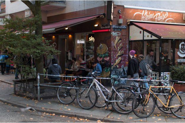 Kulinarische Stadtführung Hamburg - Otzestraße