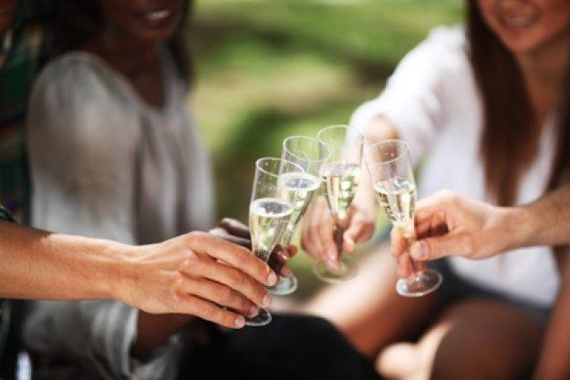 Incentive mit Champagnerverkostung Hamburg - Sekt mit Freunden