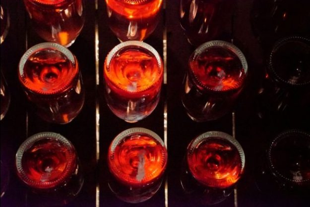 Schaumweinprobe@Home – Bester deutscher Rosé