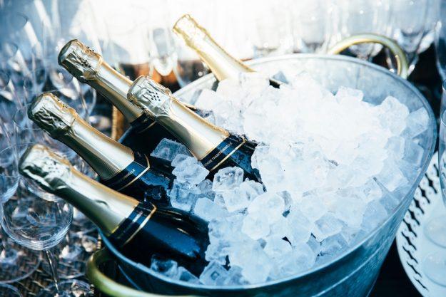 Schaumweinverkostung Hamburg – Champagner auf Eis