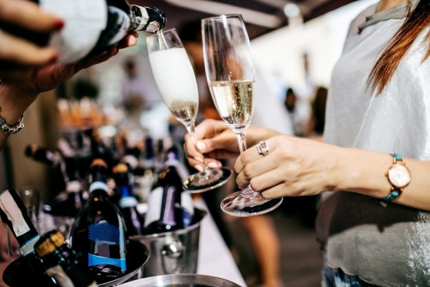 Schaumweinverkostung Hamburg – Champagner