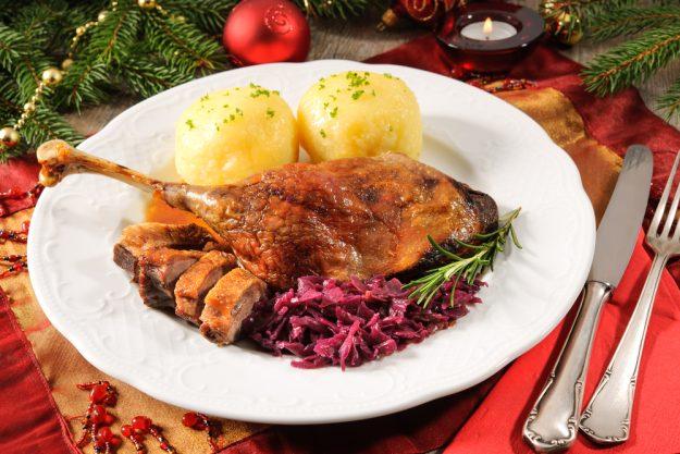 Weihnachts-Kochkurs Hamburg – Rotkohl und Gans