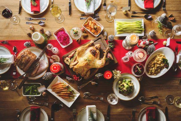 Weihnachtsfeier Hamburg – Christmas Dinner