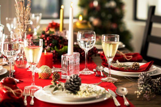 Weihnachtsfeier Hamburg – Dinner